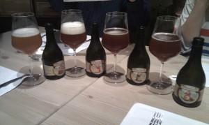 La Petrognola beers, Lucca