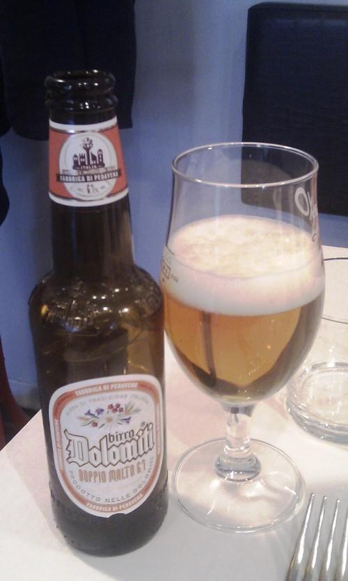 Birra Dolomiti Doppio Malto 6.7