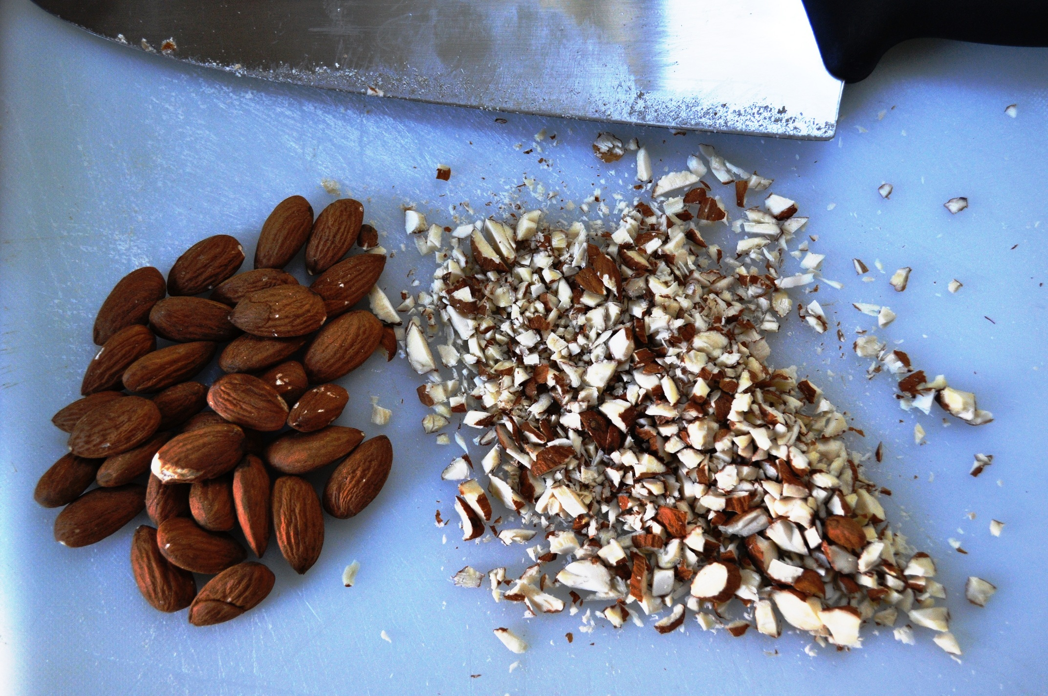 chopped almonds - photo #19