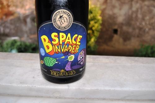 Toccalmatto's B Space Invader Cascadian Dark Ale
