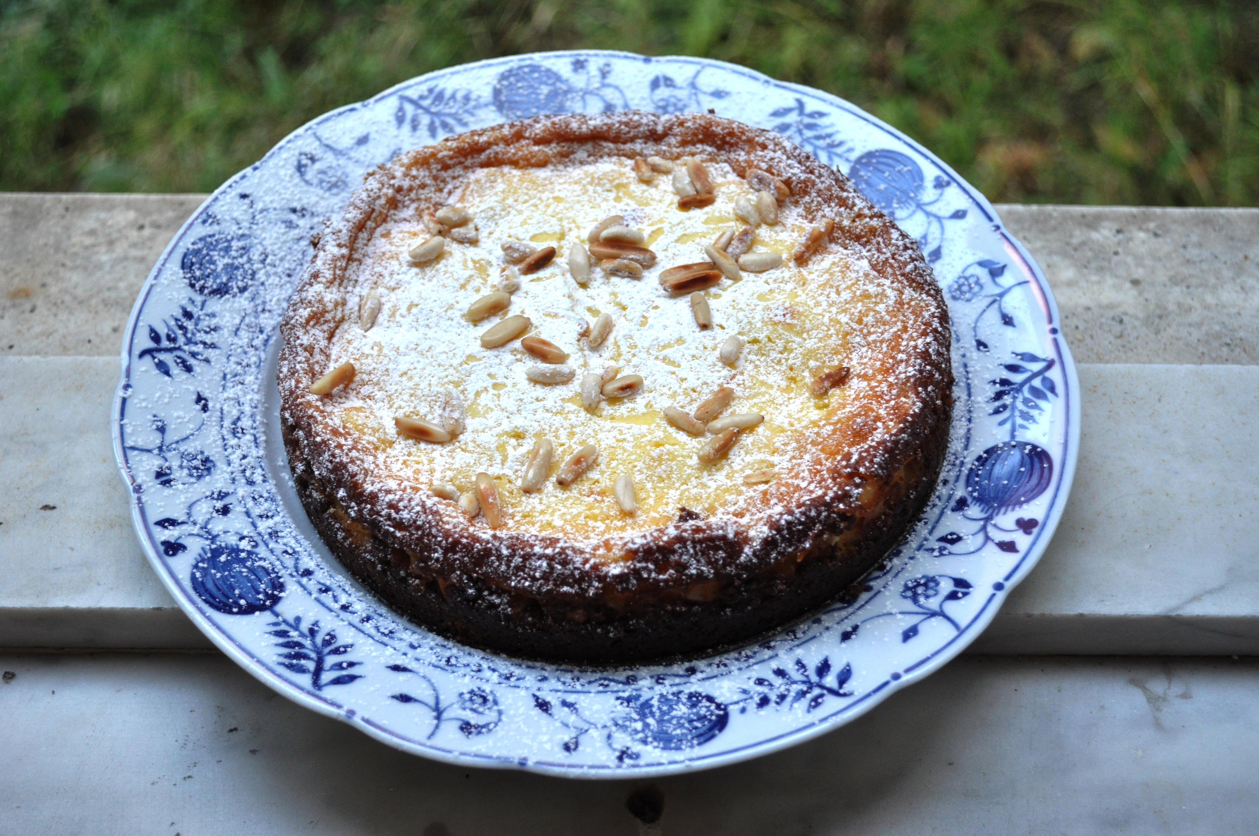 Ancient Roman Cheesecake Recipe — Dishmaps