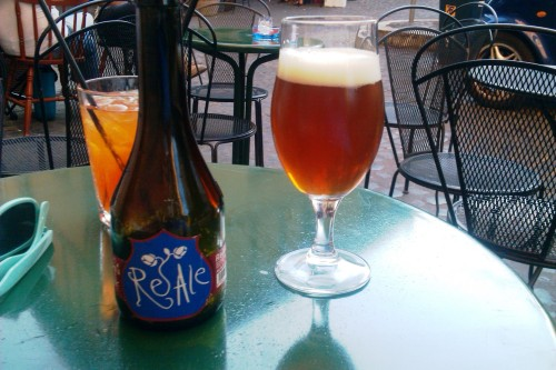 Birra del Borg's ReAle at The Hole, Trastevere