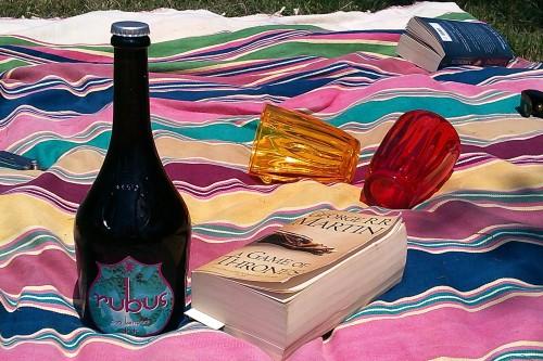 Rubus beer, Birra del Borgo