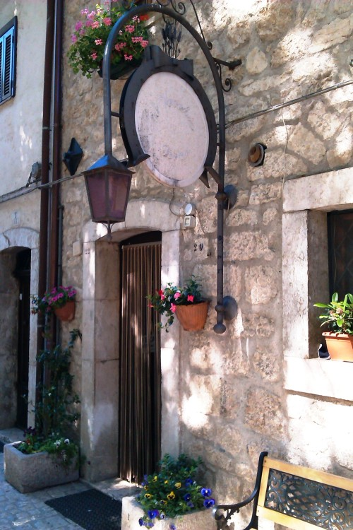 Il Vecchio Forno, Pescasseroli, Abruzzo