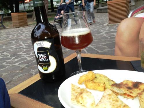 B94 Specchia White Night, plus snacks, Tree Bar, Rome