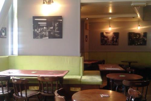 The Cask Pub & Kitchen, Pimlico, London