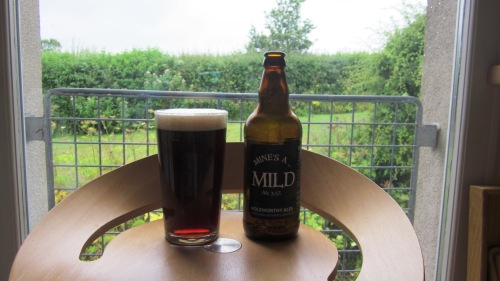 Holsworthy Ales' Mine's a Mild