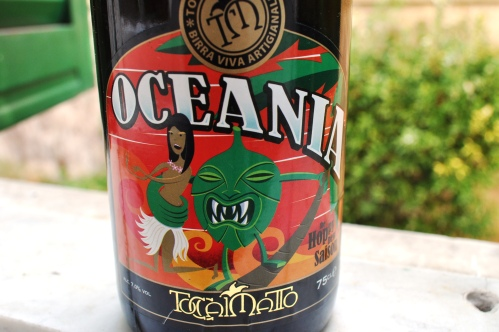Toccalmatto Oceania hoppy saison