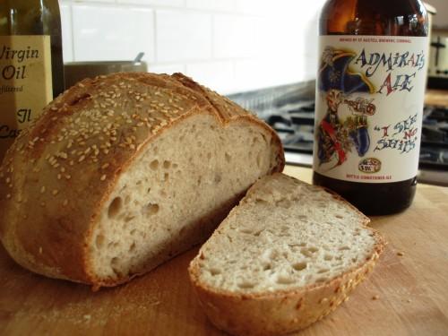 A Dan Lepard beer bread