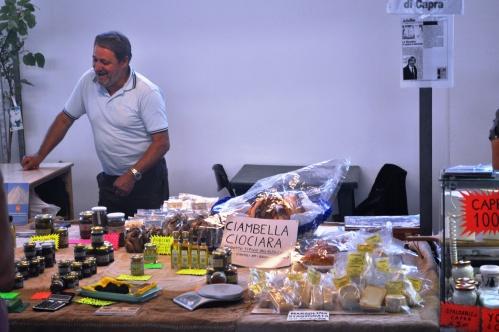 Garbatella Farmers' Market