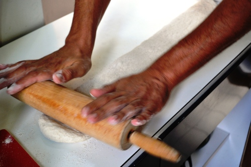 Flattening the sausage