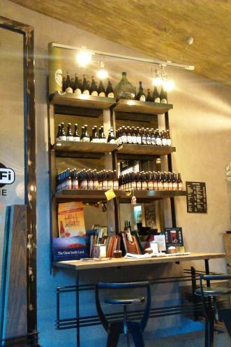 Le Cafe Vert, Monteverde Vecchio, Rome
