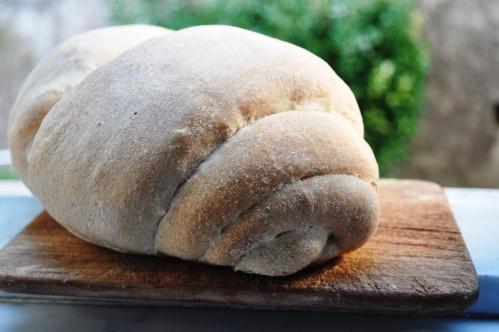 Baule bread loaf