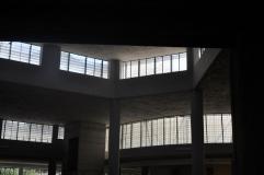 Garbatella Farmers' Market - interior of building
