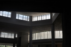 Garbatella Farmers' Market - interior of building