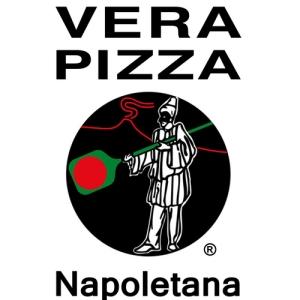Vera Pizza Napoletana sign