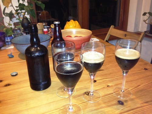 Mastri Birra Umbri chocolate stout