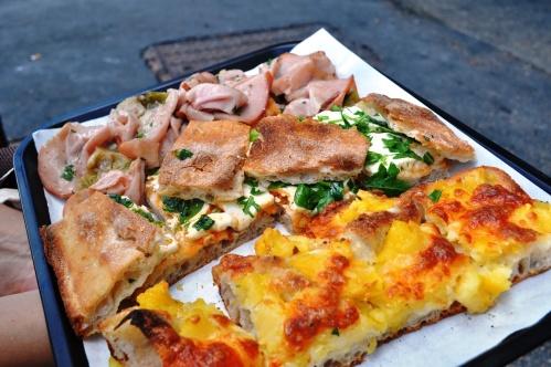 Pizzarium pizza