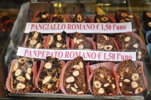 Pangiallo, panpepato at Valzani