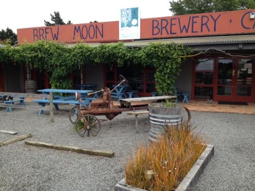 Brew Moon, Amberley