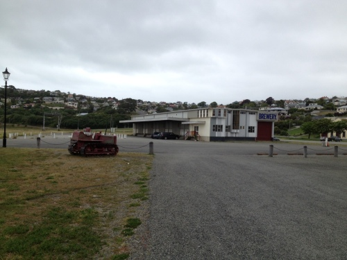 Scotts brewery, Oamaru