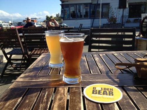 Golden Bear beers