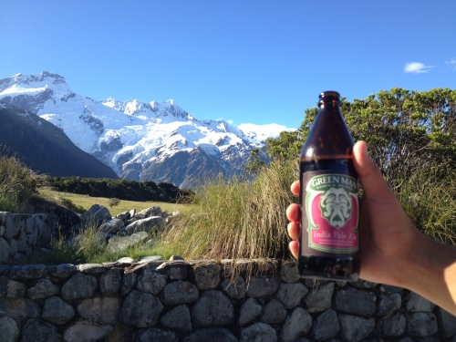 Green Man IPA, Mount Sefton