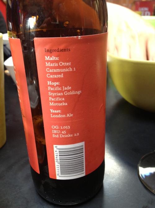 Schipper's Scallyway label