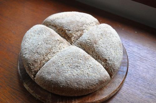 Dan Lepard Golspie loaf