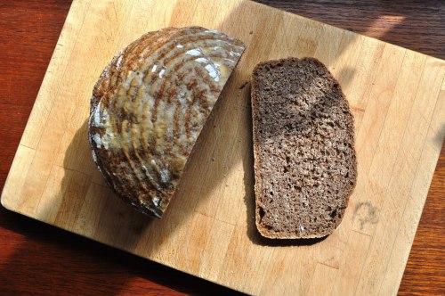Spelt loaf 1