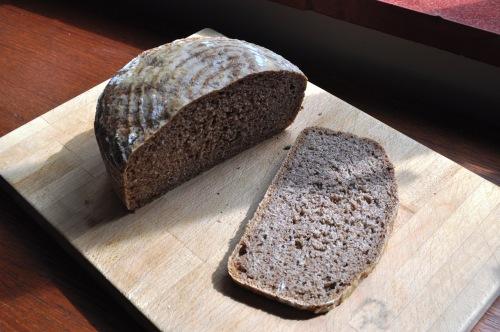 Spelt loaf 2