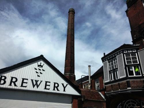 Harveys chimney