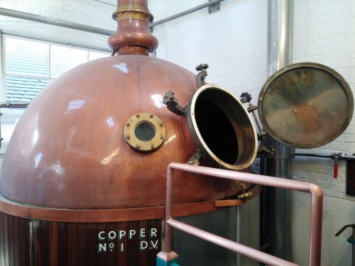 Harveys copper no 1