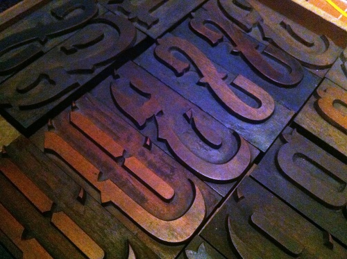 Type. From Hooksmith