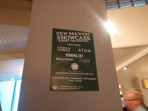 Showcase at Cask