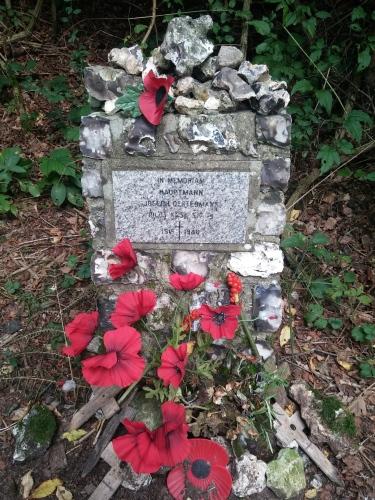 German airman memorial