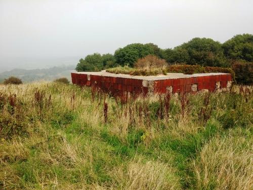 World War 2 'Tin Castle', Highden Hill