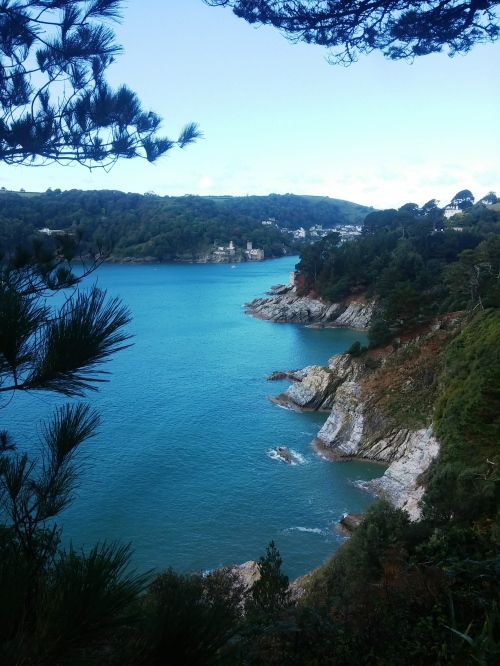 Dartmouth and Kingswear castles
