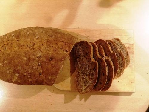 Wessex Cobber loaf