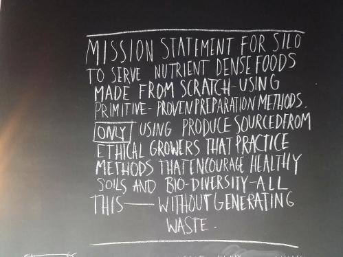 Mision statement