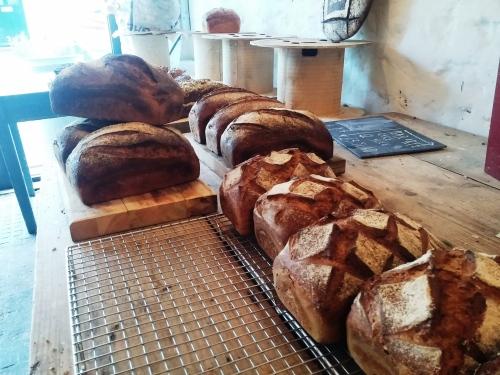 Silo bread