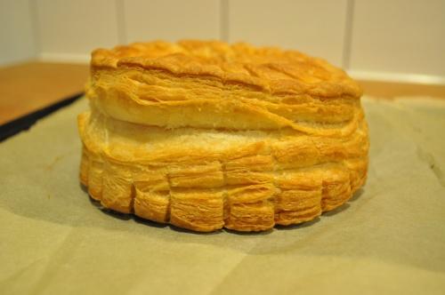 Baked, side