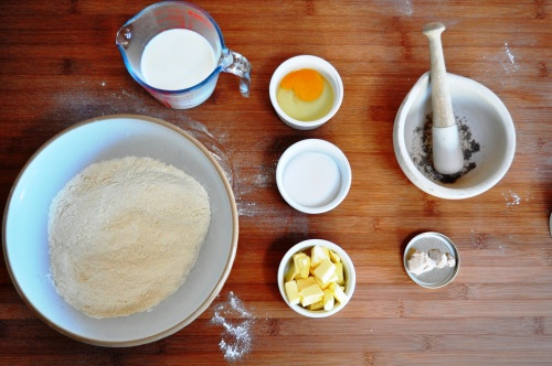 Semlor ingredients