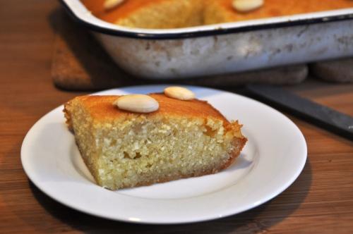 Revani cake