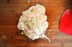Kubaneh shaggy dough