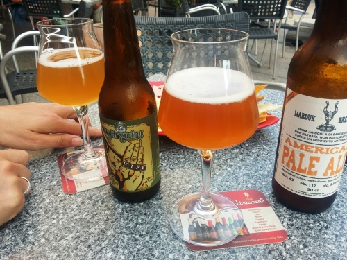P3 Riff and Marduk American Pale Ale