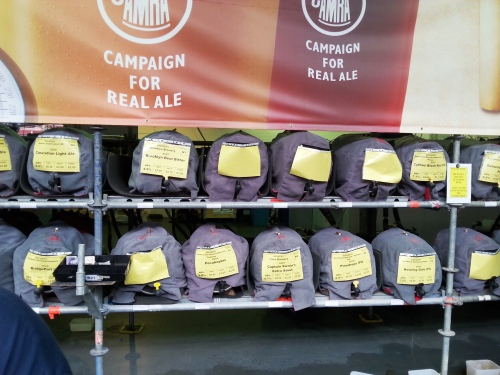 "CAMRA meets US ""craft"" in casks"
