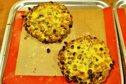 Pangiallo, baked