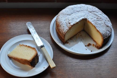 Sabbiosa cake