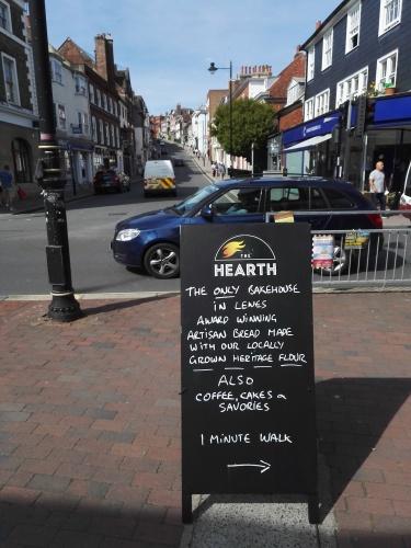Hearth Lewes